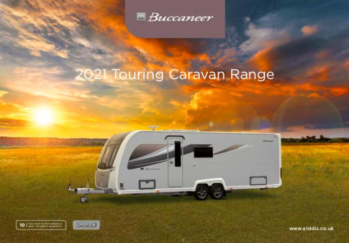 buy buccaneer caravan 2021