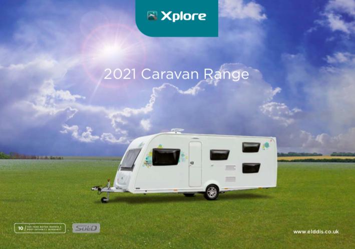 buy explore caravan
